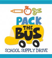 Pack the bus school supply drive @ Walmart parking lot- Smithfield | Smithfield | North Carolina | United States