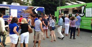 Chew Chew Food Truck Rodeo @ Ice House Theatre | Selma | North Carolina | United States