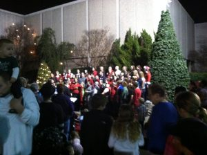 Town of Smithfield Tree Lighting @ 3rd St and Market St next to the Johnston County Library