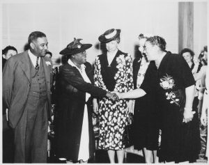 The Friendship of Mary Mcleod Bethune and Eleanor Roosevelt:A Black History Month Program Sponsored by the Max G. Creech Selma Historical Museum @ The Harrison Center for Active Aging | Selma | North Carolina | United States