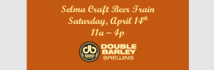 Selma Craft Beer Train @ Historic Union Depot | Selma | North Carolina | United States