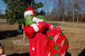 The Grinch Stink Stank Stunk 5k Toy Run and the Jingle bell Jog/walk @ Smithfield Community Park | Smithfield | North Carolina | United States