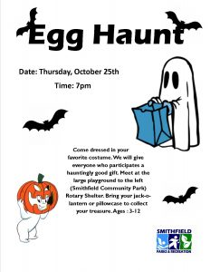 Town of Smithfield Egg Haunt @ Smithfield Community Park | Smithfield | North Carolina | United States