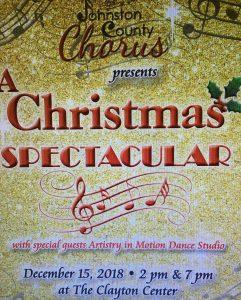 A Christmas Spectacular @ The Clayton Center | Clayton | North Carolina | United States