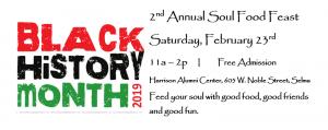 Selma Soul Food Feast @ Richard B. Harrison Alumni Center | Selma | North Carolina | United States
