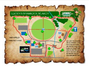 LUCKY'S SHAMROCK SEARCH @ Smithfield Community Park | Smithfield | North Carolina | United States