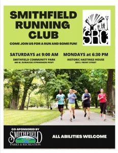 Smithfield Running Club @ Smithfield Community Park | Smithfield | North Carolina | United States