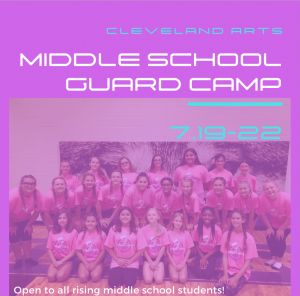 Johnston County Middle School Performing Arts Camp @ Cleveland High School | Clayton | North Carolina | United States